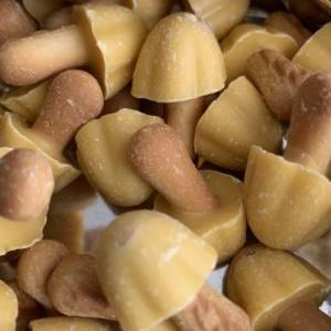 【おやつ】きのこ派、たけのこ派?きのこの山安納芋のいも金とん味