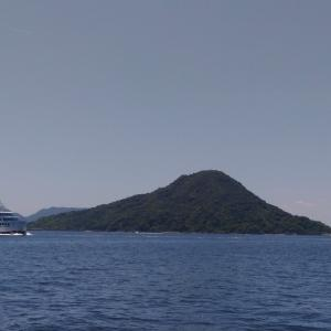 感動するおだやかな瀬戸内の島々!! 元宇品と宇品灯台