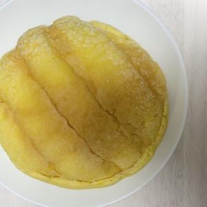 【ローソン】ツインクリームのたまごメロンパン カスタード&ホイップ