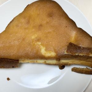 【ファミマ】三角パン(チーズ味)