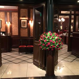 帝国ホテルで結婚祝い@ラ・ブラッスリー