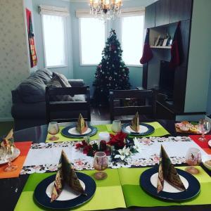 おうちでクリスマス会
