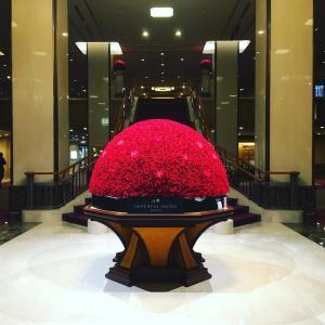 帝国ホテル東京-クリスマスステイ(お部屋編)
