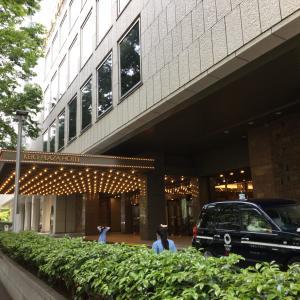 京王プラザホテル-チェックイン前2