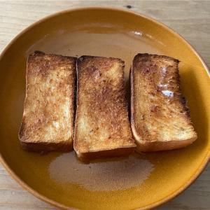 2020年4月19日 型食パン ブレーカー落ちた(^_^;)