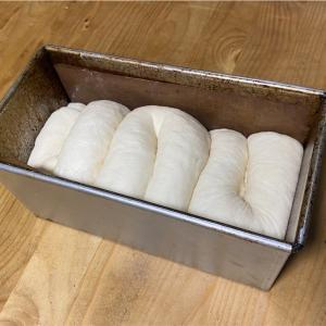 2020年4月20日 型食パン 暫定の定番レシピ