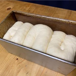 2020年4月27日 型食パン バター抜き&少しだけ加水率アップ