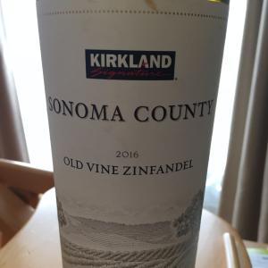 カリフォルニア・ソノマの力強いジンファンデル