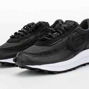 """sacai x Nike LDWaffle """"White & Black""""【3/5発売?】サカイ ナイキ LDワッフル"""