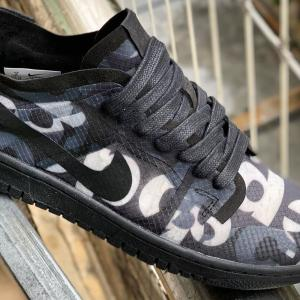 COMME des GARÇONS x Nike Dunk Lows【夏発売】コム デ ギャルソン ナイキ ダンク ロー