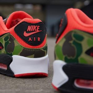"Nike Air Max 90 ""Reverse Duck Camo""【3/26発売】ナイキ エア マックス 90 リバース ダック カモ"