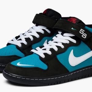 """Nike SB Dunk Mid """"Griffey""""【4/1発売】ナイキ エスビー ダンク ミッド グリフィー"""