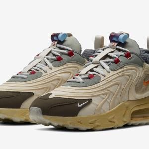"Travis Scott x Nike Air Max 270 React ""Cactus Trails""【5/29発売】トラヴィス スコット ナイキ エア マックス 270 リアクト カクタス トレイルズ"