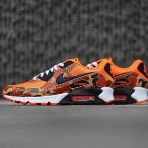 "Nike Air Max 90 ""Orange Camo""【6/16発売】ナイキ エア マックス 90 オレンジ カモ"