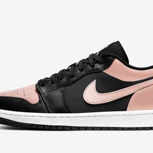 """Nike Air Jordan 1 Low """"Crimson Tint""""【発売未定】ナイキ エア ジョーダン ワン ロー クリムゾン ティント"""