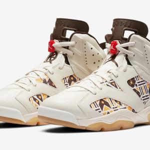 Quai 54 Nike Air Jordan 6 & Air Jordan 1 Low【7/18発売】クアイ 54 ナイキ エア ジョーダン 6 & エア ジョーダン 1 ロー