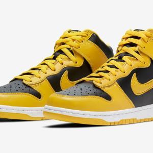 "Nike Dunk High SP ""Varsity Maize""【12/9発売】ナイキ ダンク ハイ バーシティ メイズ"