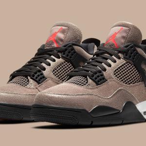 "Nike Air Jordan 4 ""Taupe Haze""【1/28発売】ナイキ エア ジョーダン フォー タープ ヘイズ"
