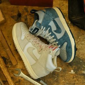 The Notre x Nike Dunk High【1/21・23発売】ノートル ナイキ ダンク ハイ