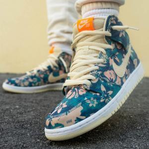 """Nike SB Dunk High """"Hawaii""""【4/20・23発売】ナイキ ダンク ハイ ハワイ"""