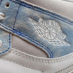 """【海外分】Nike Air Jordan 1 High """"Hyper Royal""""【4/17発売】ナイキ エア ジョーダン ワン ハイパー ロイヤル"""