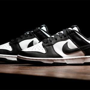 "Nike Dunk Low ""Black/White""【7/1再販】ナイキ ダンク ロー ブラック ホワイト"
