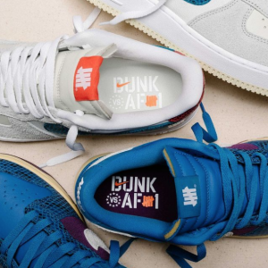 Undefeated x Nike Dunk vs AF1 Vol.2【8/7発売】アンディフィーテッド ナイキ ダンク 対 エア フォース ワン