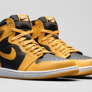 """Nike Air Jordan 1 Retro High OG """"Pollen""""【8/14発売】ナイキ エア ジョーダン ワン レトロ ハイ ポレン"""
