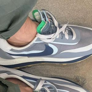 CLOT x sacai x Nike LDWaffle KOD2【10/7発売】クロット サカイ ナイキ LDワッフル