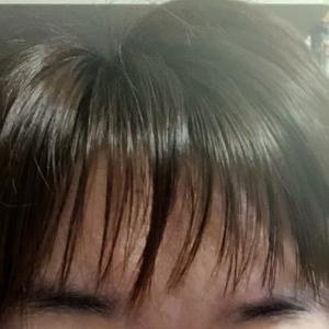 前髪事情。