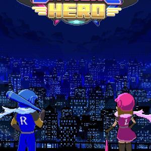【無料スマホゲーム】簡単ながらハマるバッティングヒーロー