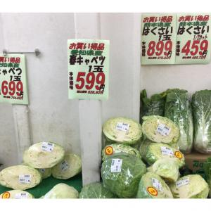 あの野菜が高級食材になっていた!!