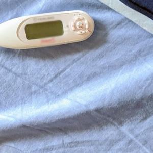 高温期に眠れない理由は、体温が下がりにくいから。