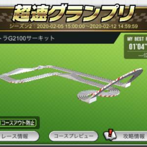 【超速グランプリ】シーズン2開始でコースアウト続出