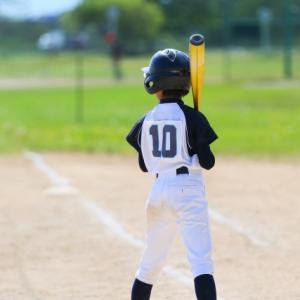 学童野球の背番号の決め方