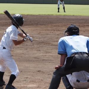 公式戦における学童(少年)野球の審判対応。