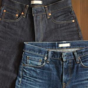 UNIQLO selvedge jeans のススメ!!?