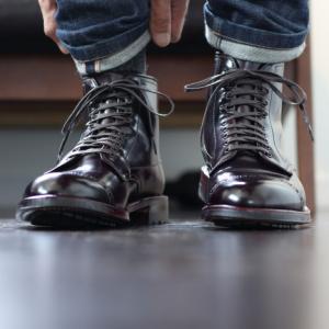Alden 短靴とブーツで何が違う?PTBとジャンパーブーツを比較!