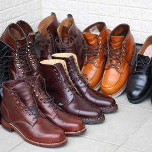 【梅雨時期はカビ対策を!】オフシーズンのブーツに最適な保管とは!?