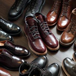 【次に買うなら…】革靴・ブーツのデザインをチェック!!