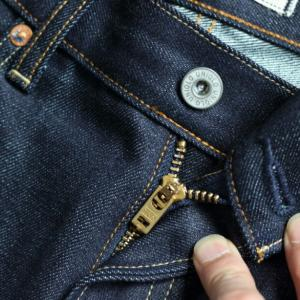 JEANS色落ち日記 UNIQLO selvedge jeans編①