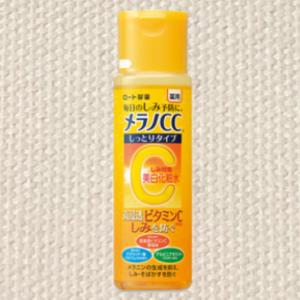 メラノCC 薬用しみ・そばかす対策美白 化粧水 しっとり