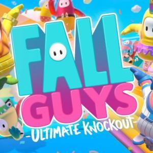 ゆる〜いバトロワゲーム『Fall Gays』プレイしてみた感想、評価