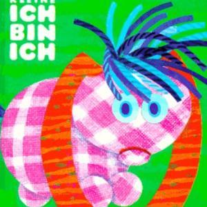 おしりかじり虫とにぎやかいろのチビ(オーストリアの絵本)