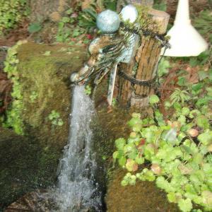 湧き水の龍王水