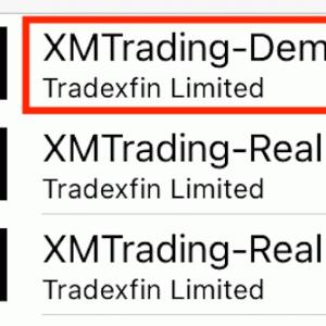 XMのデモ口座開設方法と使い方。リアル口座との違いも解説