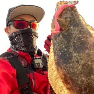 チョンチョンアクションで釣る秋ヒラメ