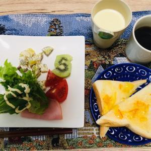 朝ごはん食べた?