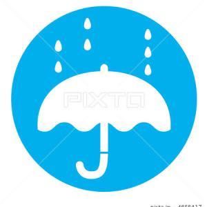 ☆日曜日 雨天中止☔☆