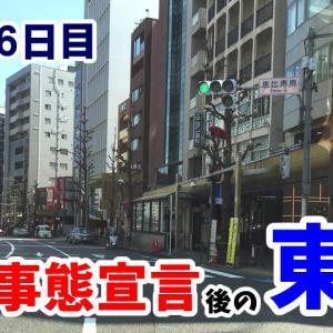 【入社26日目】緊急事態宣言の東京を週末ドライブ(人が少なすぎ…)